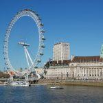 Weekend in London - Part One