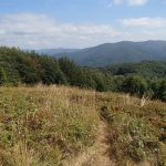 Backpacking in Bieszczady Mountains: Part One
